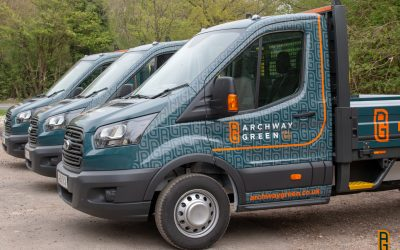When to Upgrade Your Van Wraps – Keeping Your Advertising in Top Shape!