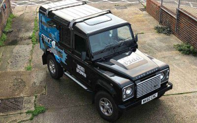 How Important is Design and Font in Commercial Vehicle Wraps?